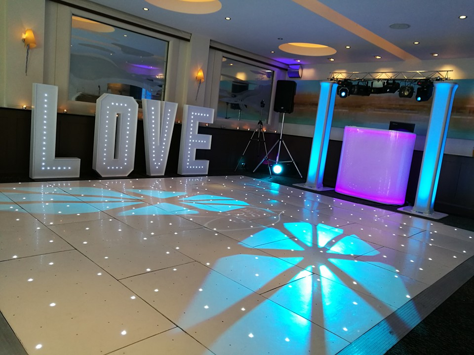 Wedding DJ Disco Harbour Heights Hotel Poole Dorset
