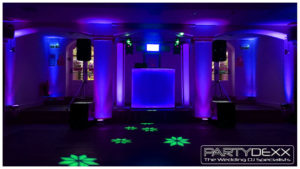Wedding DJ & Disco Hire Silver Package Bournemouth, Poole, Dorset