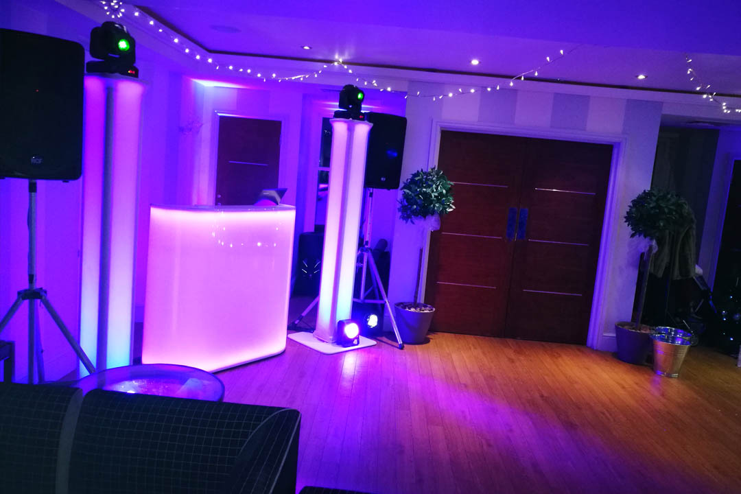 Christmas Party DJ Disco Bouremouth Dorset