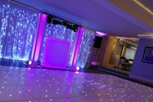 Wedding DJ & Disco Hire Gold Package Bournemouth, Poole, Dorset, Southampton