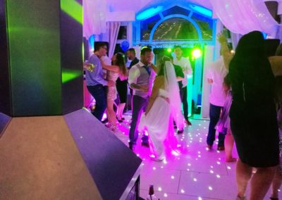 Wedding DJ & Mobile Disco In Sandbanks, Poole, Dorset - Party Dexx