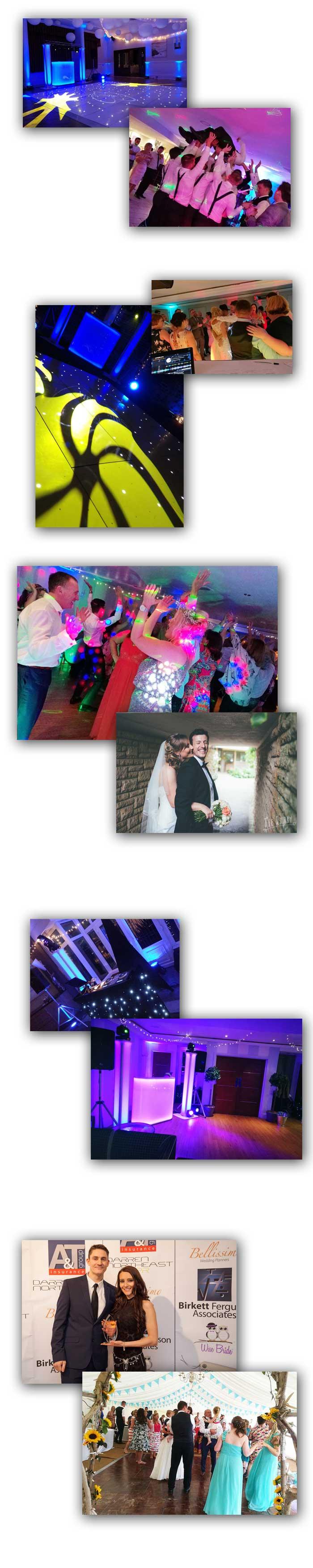 Wedding DJ Bournemouth Dorset