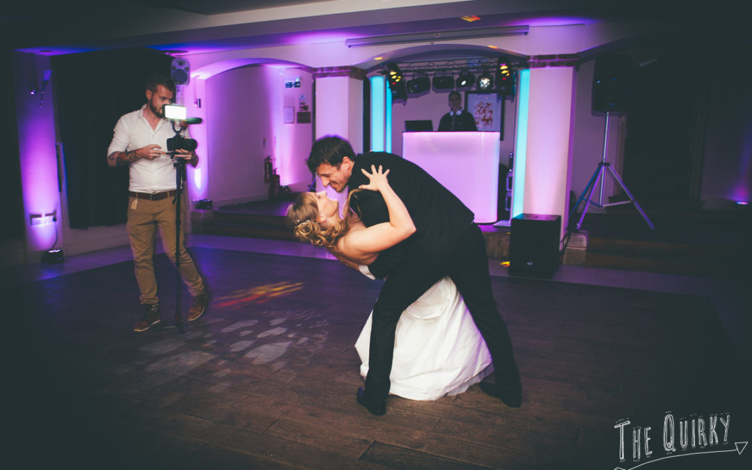 Planning the Perfect First Dance