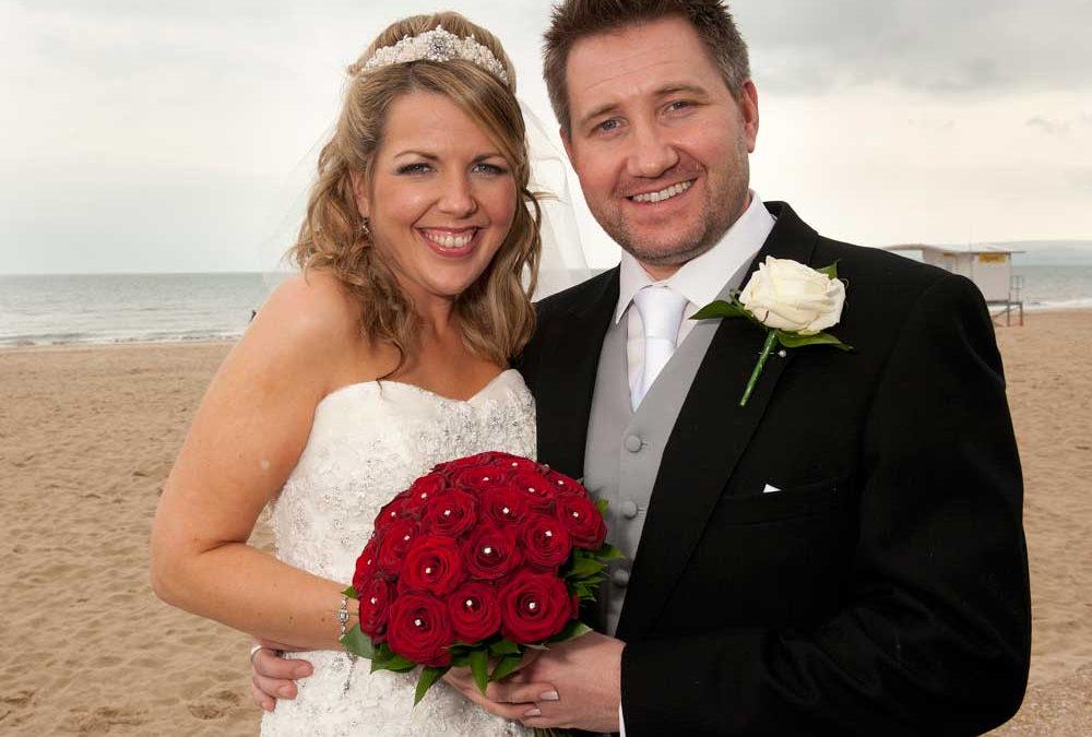 Lisa & Mark Smith, The Hallmark Hotel, Bournemouth