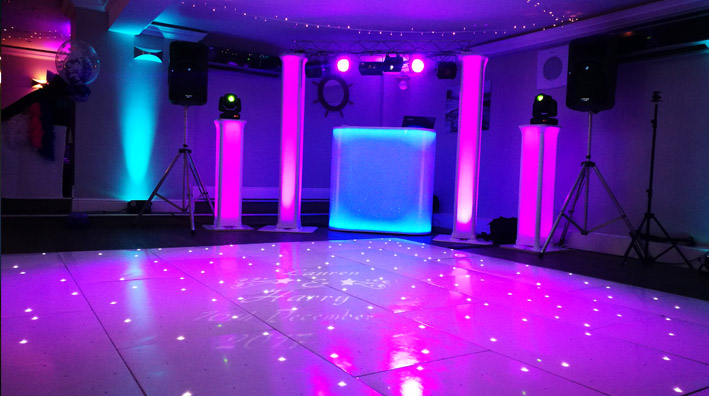 How Your Wedding DJ & Disco Works At The Christchurch Harbour Hotel