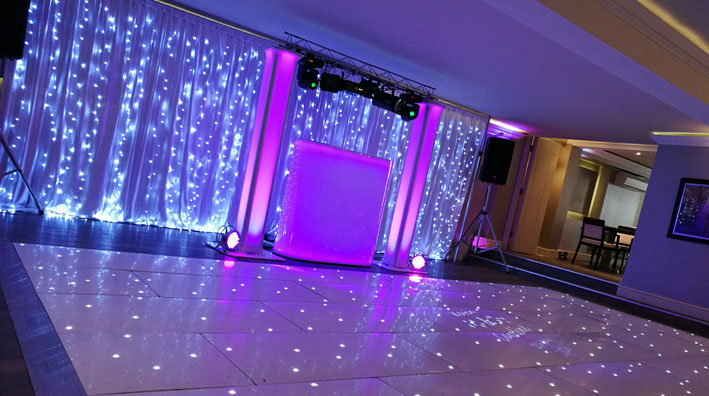 DJ Hire Christchurch Harbour Hotel