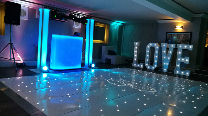 Wedding DJ & Mobile Disco In Christchurch, Dorset - Party Dexx