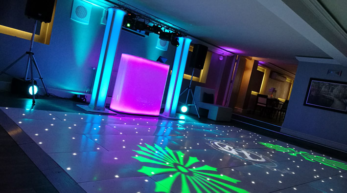 Wedding DJ Disco Christchurch Harbour Hotel
