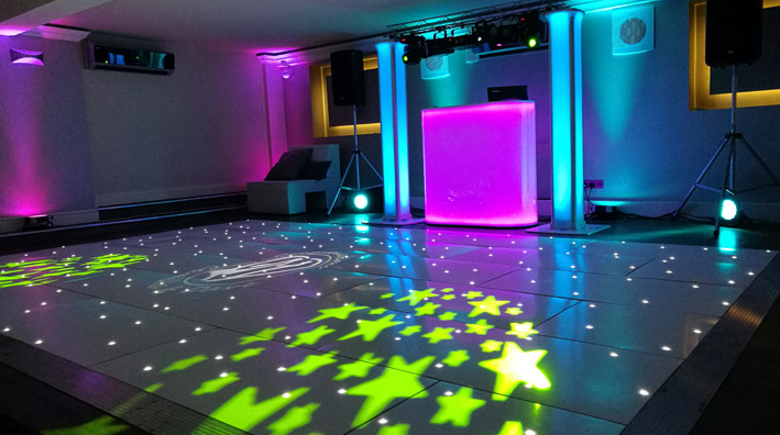 Disco Hire Christchurch Harbour Hotel