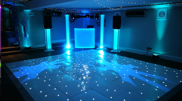 Awesome Wedding DJ Disco Christchurch Harbour Hotel