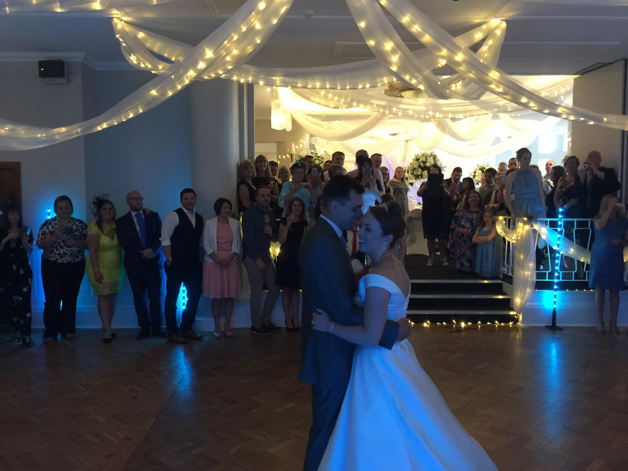 Wedding DJ Disco Haven Hotel Poole Dorset