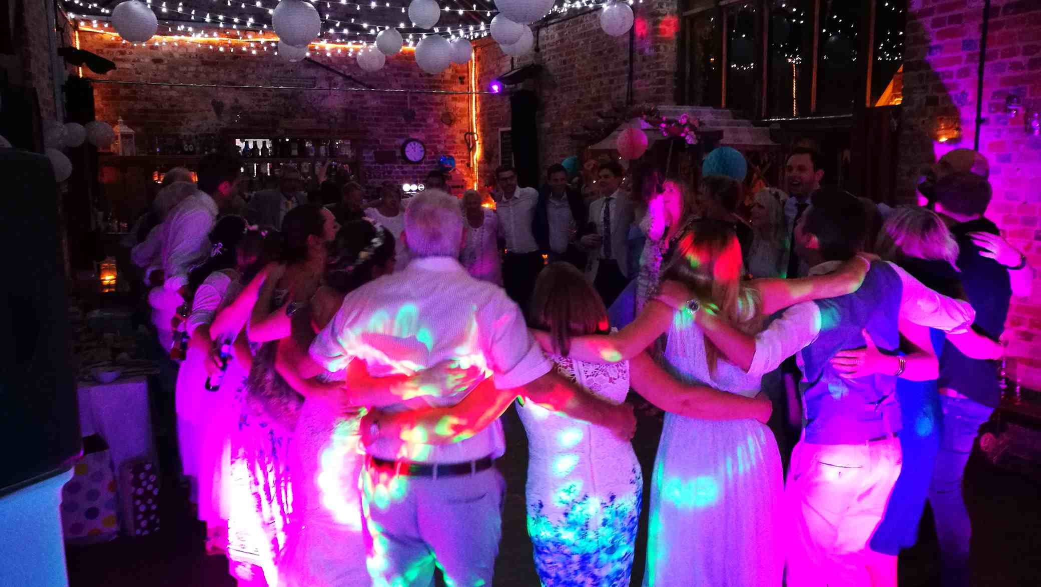 Book A Good Wedding DJ Dorset