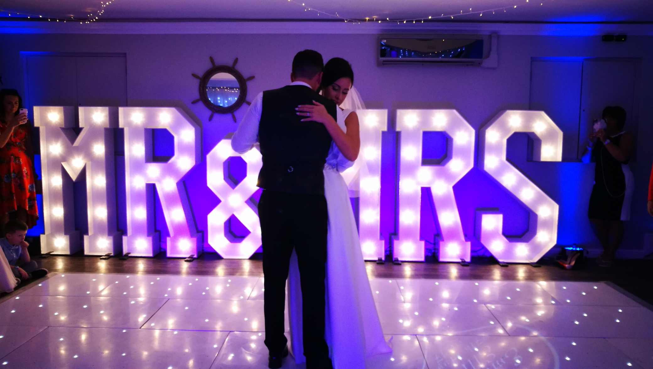 Wedding DJ Disco Dorset Christchurch