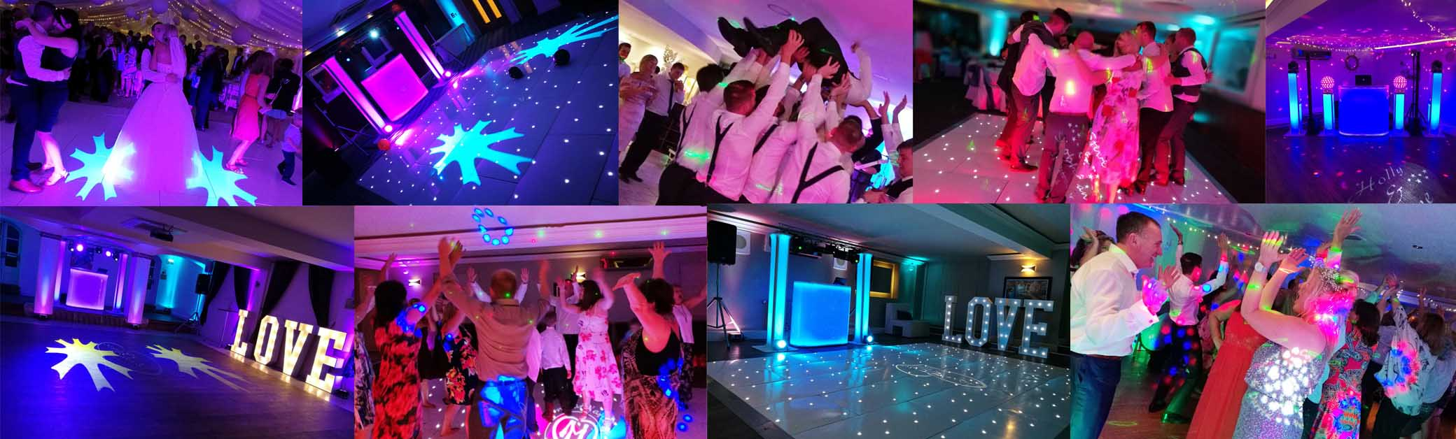 Party Dexx Wedding DJ Bournemouth Dorset