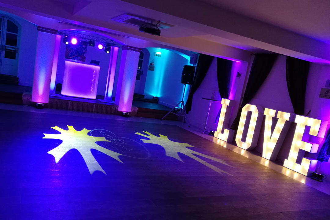 Wedding DJ Disco The Italian Villa Poole