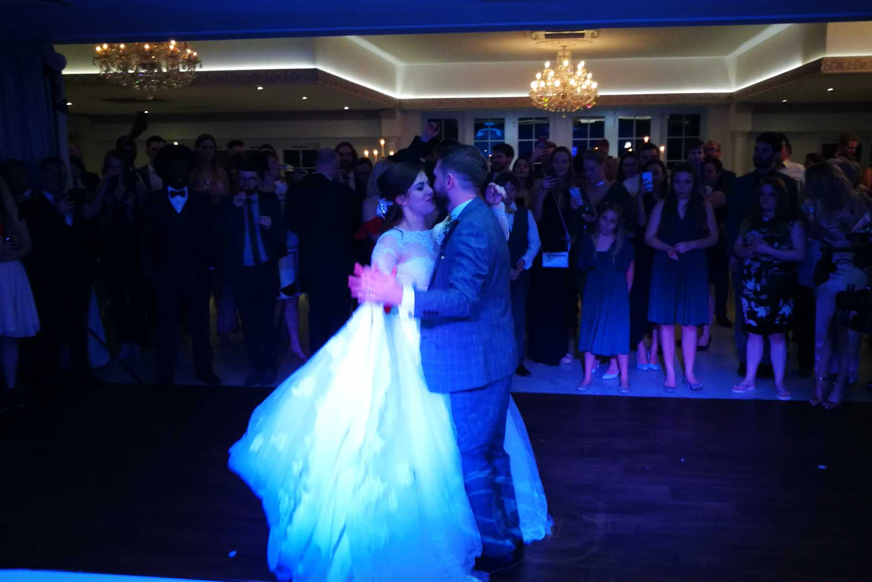 Wedding DJ Disco Froyle Park Hotel