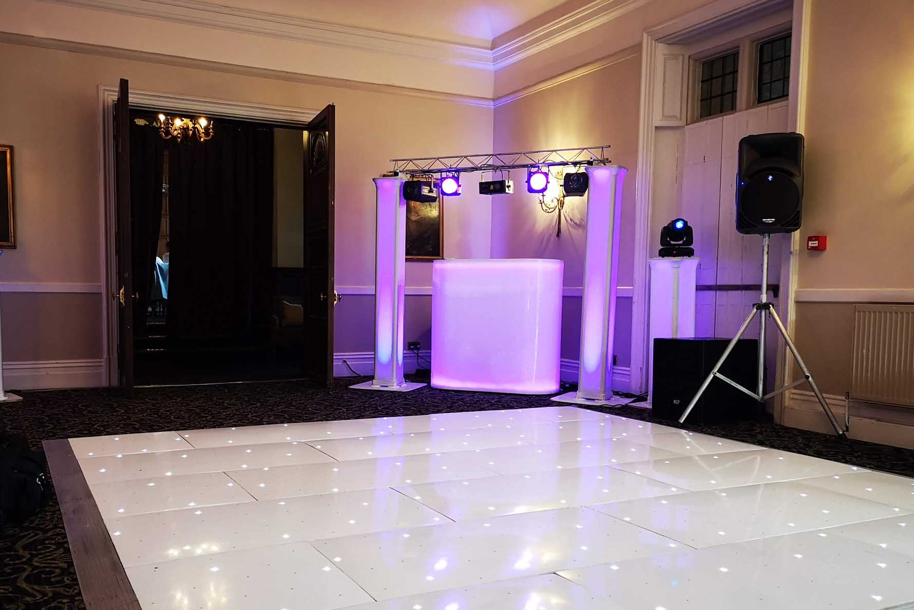 Wedding DJ Disco Rhinefield House Hotel Brockenhurst