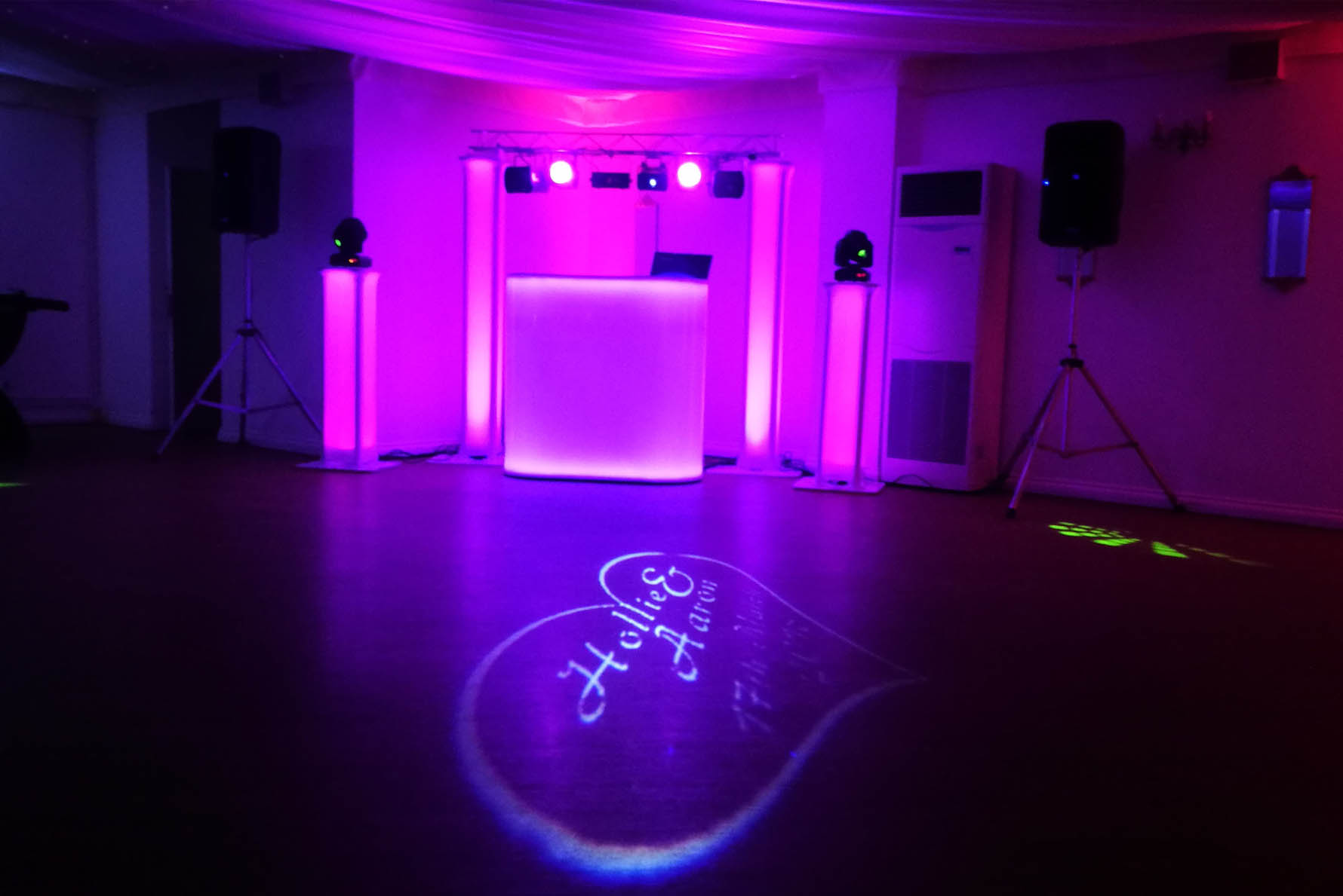 Wedding DJ Disco Southdowns Manor
