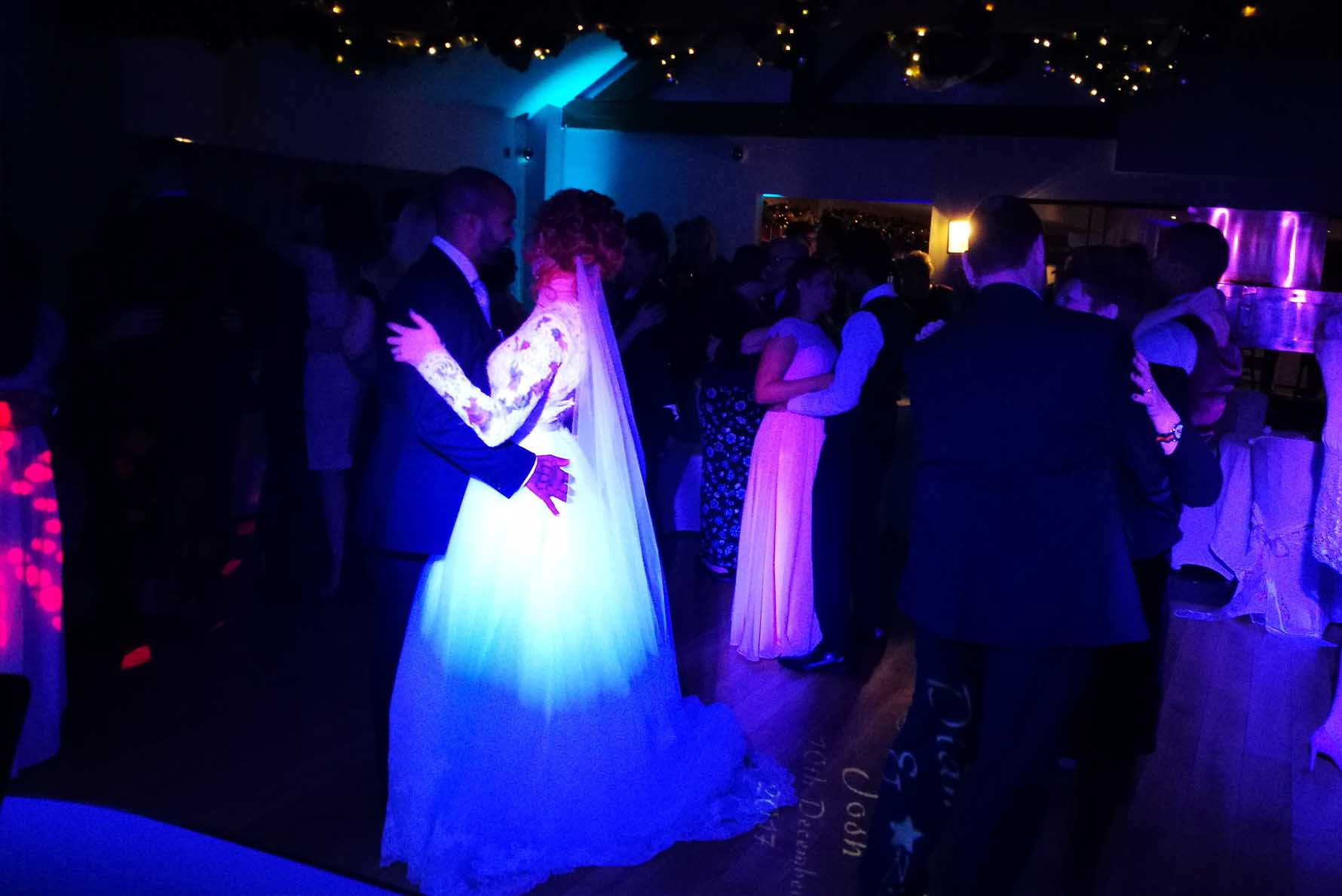 Wedding DJ Disco East Close Hotel