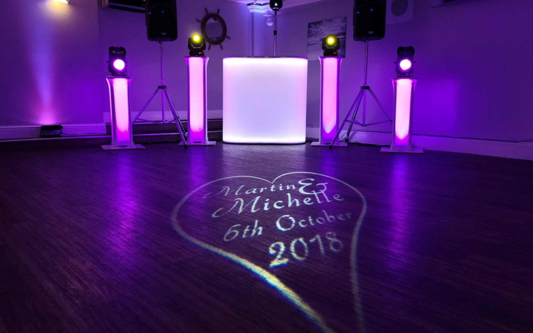 Your Own Custom Designed Personalised Spotlight