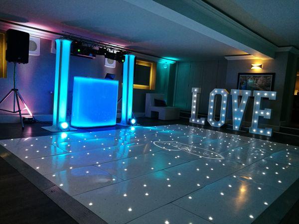 Wedding DJ Disco Christchurch Harbour Hotel Dorset