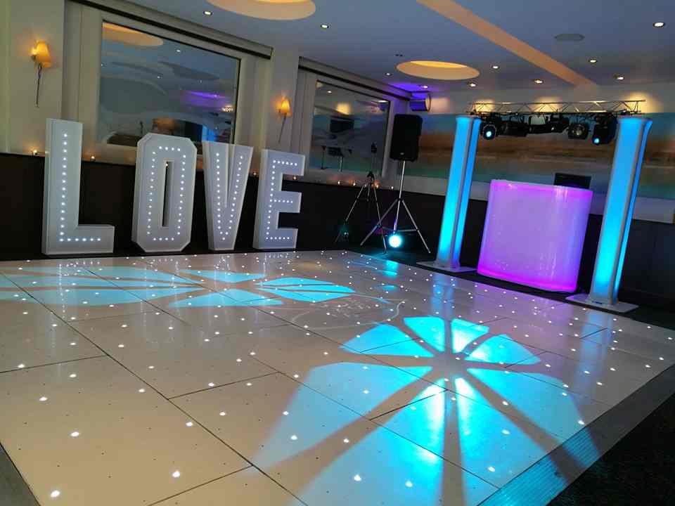 Wedding DJ Disco Harbour Heights Hotel Poole Dorset