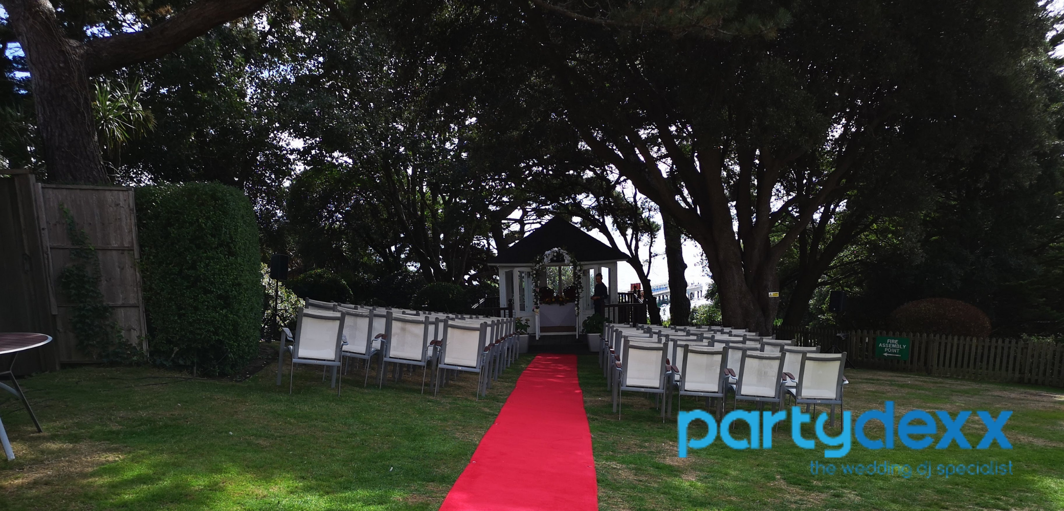 Featured Wedding: Kerry & Chris Martin